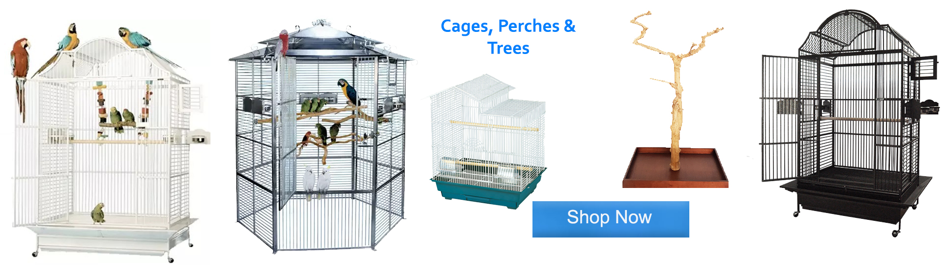 Cages and Trees